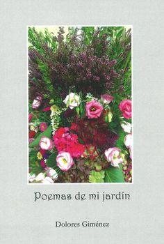 Poemas de mi jardín de Dolores Giménez. Ed. Tartaruga. ESTIU 2016