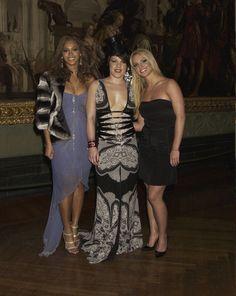 Beyoncé, Pink & Britney Spears