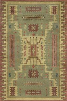 Shaw Accents Storm Celadon 26330 Area Rug