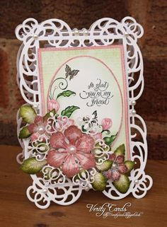 So Glad your my friend by Veritycards - Cards and Paper Crafts at Splitcoaststampers