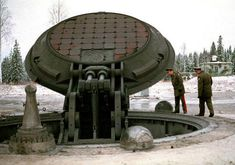 Russia Building New Underground Nuclear Command Posts U.S. intelligence detects dozens of hardened bunkers for leaders