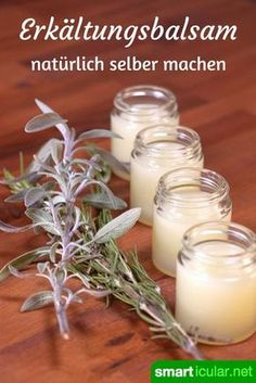 - Erkältungssalbe blitzschnell angerührt: preiswert, wirksam und hautfreundlich Cold ointments smell good and relieve discomfort. However, most are based on mineral oils. A natural alternative is quickly produced! Health Remedies, Home Remedies, Natural Remedies, Health And Wellness, Health Tips, Health Benefits, Sent Bon, Homemade Cosmetics, Hygiene