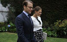 Victoria is stralend zwanger en verpakt haar buikje in allerlei kekke outfits >> #royalty