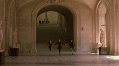 The Dreamers (2003, Bernardo Bertolucci) / Cinematography by Fabio Cianchetti