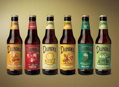 Dundee Beer Bottles