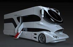 carro novo: O ônibus Mais Caro do Mundo