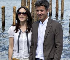 Federico y Mary de Dinamarca vibran al ritmo de los Rolling Stones #realeza #royalty