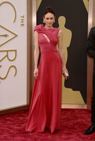 Oscars 2014: Red Carpet Dresses - via MyDaily