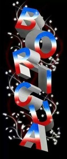 Mi Bandera! Puerto Rico! Puerto Rican Flag! Boricua aunque naciera en la luna!