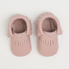 Blush - Limited Edition Moccasins