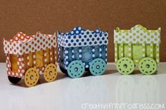 Animal Box Car - Creativity in progress