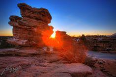 garden of the gods colorado springs | The-Garden-of Gods-Balancing-Rock-Sunrise-Colorado-Springs-CO-post