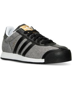 adidas Women's Samoa Casual Sneakers from Finish Line - Finish Line Athletic Shoes - Shoes - Macy's