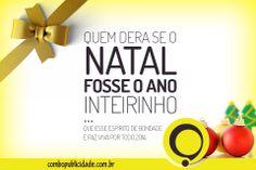 FELIZ NATAL, da família Combo Publicidade.