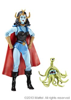 Shokoti, Evil Witch of Eternia from #MastersoftheUniverse at MattyCollector.com…