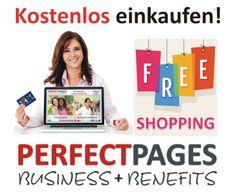 Die PERFECT PAGES sind das erste globale, mitgliedergesteuerte GESCHÄFTEVERZEICHNIS. Bonuses für Kunden - Marketing & Publicity für Geschäftinhaber - Einkommen für ALLE! Lese mehr: http://www.mein-perfektes-internet.de/pi-entdecken/perfect-pages/