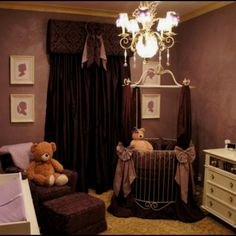 Friends gorgeous baby room!