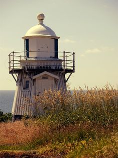 This wooden lighthouse is situated in a small island outside Karlshamn ( in the south of Sweden ) and was built in 1910.