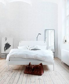 #interior #home #design #white