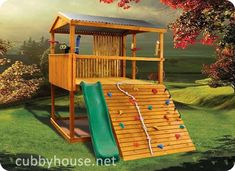 forts and outdoor toys website