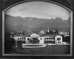 Kaiservilla um 1870 Her World, Sissi, Amelie, Austria, Nostalgia, Villa, Van, History, Historia