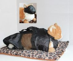 Have a look at this Cat Grooming Bag - LARGE, cat restraint bag + FREE Cat Muzzle by, Downtown Pet Supply