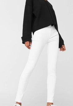 79f283e09b BELLE1 - Jeans Skinny - white @ ZALANDO.FR 🛒