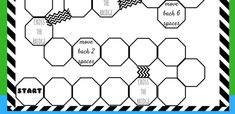 Free board game printable! Recently I have become very active in the Instagram world, finding teachers and seeing what they are up to in the classroom. I saw a teacher who has all the board game pa…