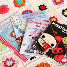 Spring Inspiration - The Crochet Factor Factors, Book Worms, Garland, Playing Cards, Cover, Christmas, Inspiration, Spring, Amigurumi