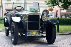 Z-18 Roadster 1927 Vintage Cars, Antique Cars, Mini Trucks, Old Cars, Cars And Motorcycles, Classic Cars, Eastern Europe, Vehicles, Passion