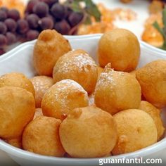 Mexican Food Recipes, Sweet Recipes, Snack Recipes, Cooking Recipes, Snacks, Easy Sponge Cake Recipe, Donuts, Sweet Crepes Recipe, Argentina Food