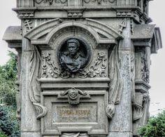 Vasil Levski's monument in Sofia