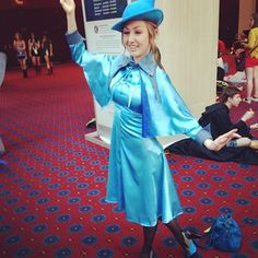 Fleur Delacour | 29 Alternative Harry Potter Halloween Costume Ideas