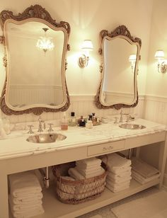Image from http://nomopes.com/images/img4/double-sink-bathroom-mirrors-awesome-3.png.