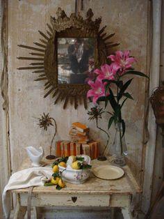 EN MI ESPACIO VITAL: Muebles Recuperados y Decoración Vintage: camas/beds
