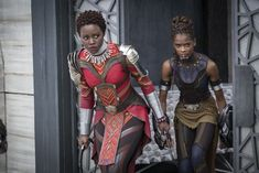 Black Panther again slays North American box office, Entertainment News & Top Stories - The Straits Times  ||  Black Panther again slays North American box office Video of Black Panther stands proud at box office VIDEO: REUTERS Nakia (Lupita Nyong'o), left, and Shuri (Letitia Wright) in Black Panther. PHOTO: MARVEL STUDIOS/MATT KENNEDY Published http://str.sg/o52b Copy  LOS ANGELES (AFP)…