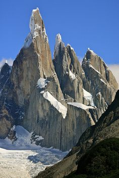 Cerro Torre, Chalten Make a mtn quilt? Patagonia, South America Travel, Nature Scenes, Adventure Is Out There, Amazing Nature, Wildlife Photography, Nature Photos, Beautiful World, Scenery