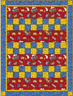 Checkmate 3 Yard Quilt 091323 REV A