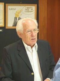 José Goldemberg (Santo Ângelo, 27 de maio de 1928), fisico e professor, foi ministro da Educação de 22 de agosto de 1991 até 4 de agosto de 1992 no governo Fernando Collor | Foi reitor da Universidade de São Paulo (USP)