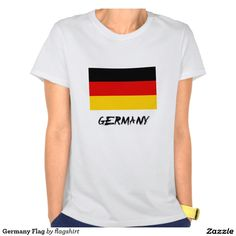 Germany Flag Shirts