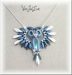 Blue owl - link to paid tute.