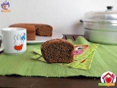 Ciambella orzo e cacao con fornetto Versilia  #ricette #food #recipes