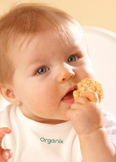 In a bid to help mums with little ones embarking on the journey from milk to solid food, we have an online video illustrating the role of finger foods in the weaning.