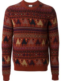 Shop Paul Smith intarsia multicoloured patterned sweater in Yusty from the world's best independent boutiques at farfetch.com. Over 1000 designers from 300 boutiques in one website.