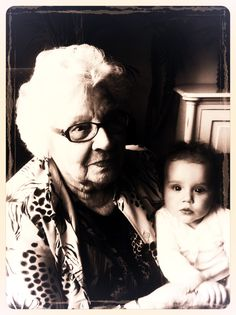 3th generation....., Great-grandmother 86. Great-grandchild..., zero, nothing, null.