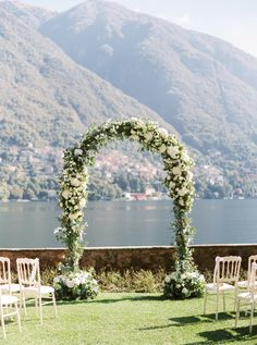 Photography: Olga Plakitina - www.olgaplakitina.com/ Read More on SMP: http://www.stylemepretty.com/destination-weddings/2017/02/16/this-is-why-lake-como-is-on-our-dream-destination-wedding-list/