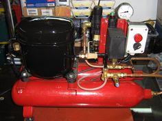 Compresseur silencieux pas cher : Air comprimé, pneumatique, pompe à vide - Page 5 - Usinages