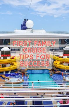 Taking kids on a cruise can be stressful. Have we thought of everything? We have some excellent tips and information for cruising with kids. First-time kids cruising tips for everyone | Family boat cruise | Cruise with teenagers | Family cruise | Boat cruise tips | First time cruise |