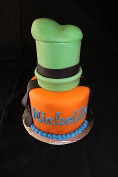 Goofy Birthday Cake