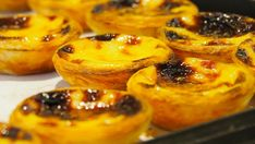 There is a little work involved in preparing the classic base for these incredibly tasty, and moreish, Portuguese Custard Tarts (Pastéis de Nata), but you Natas Recipe, Portuguese Tarts, Custard Ingredients, Best Time To Eat, Custard Tart, Pastry Shells, Savory Tart, Oven Racks, Something Sweet
